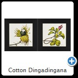 Cotton Dingadingana